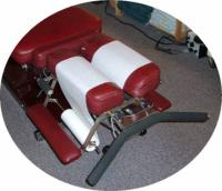 Chiropractic Anchorage AK flexion distraction table