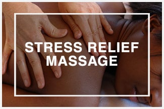 Stress Relief Massage Therapy Anchorage AK