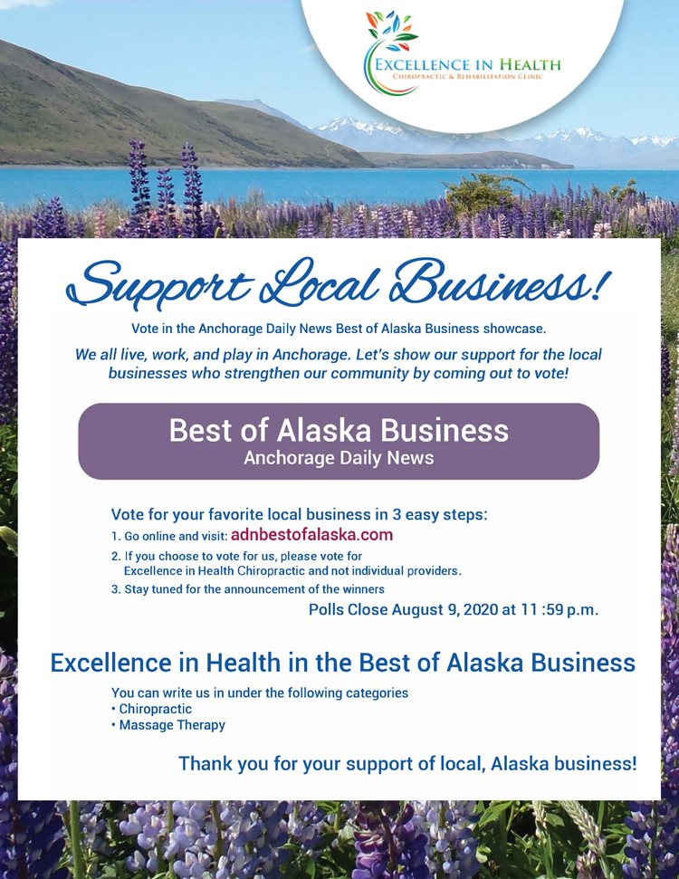 Support Local Businesses in Anchorage AK